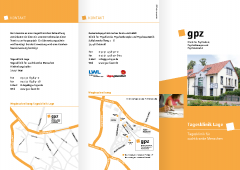 Tagesklinik Lage (Info-Folder, PDF)