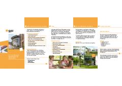 Klinik für Psychiatrie, Psychotherapie und Psychosomatik (Info-Folder, PDF)